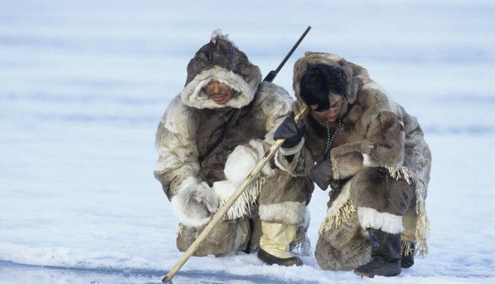 Eskimos Warn The World And NASA: Global Warming Is A Lie, The Earth Moves, The Sun Does Not Go On The Same Side
