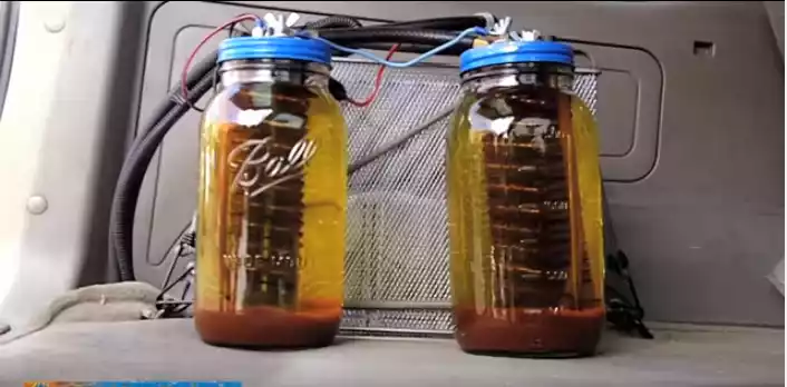 This Guy Invents An Incredible Way To Save Loads Of Money On Fuel
