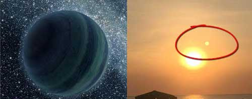 Panic As Scientists Forced To Admit Planet X Is Now ... S Orbital
