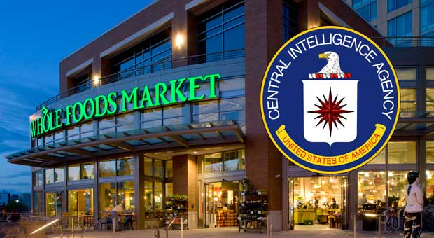 CIA Buys Wholes Foods To Track 'Health Conscious' Consumers