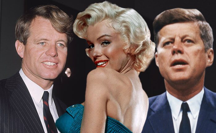 7 Conspiracy Theories About Marilyn Monroe's Death From Murderous Kennedys To UFO's
