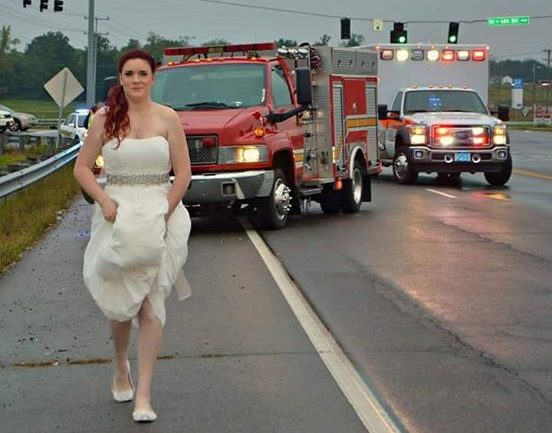 Moments After Saying 'I DO,' A Bride Discovers Shocking News….No One Anticipated What She Does Next
