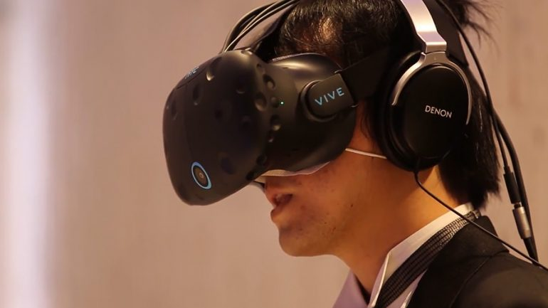 Japanese Guys Are Marrying Virtual Reality Brides