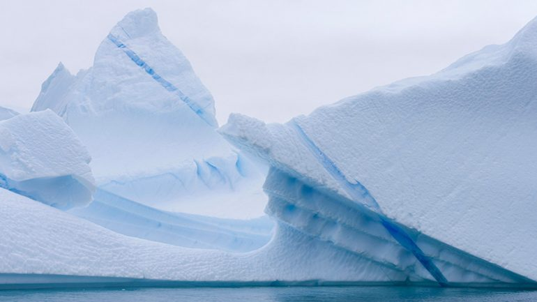 1 Trillion Ton Iceberg Breaks Free From Antarctica