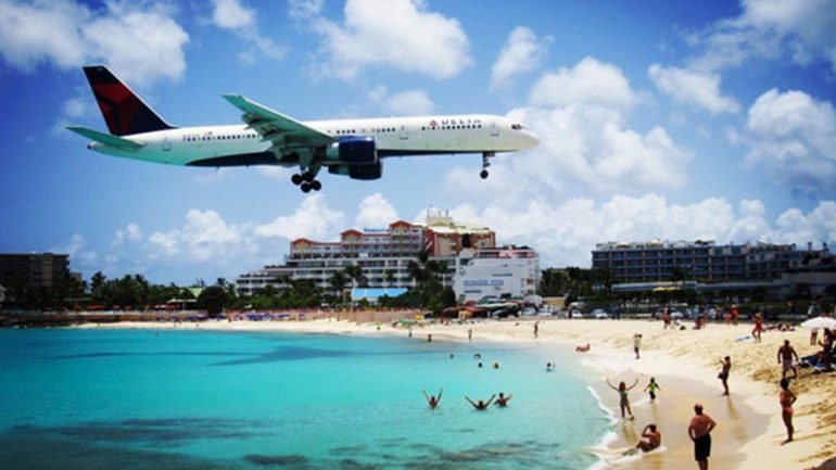 Jet Blast Kills Tourist At World Famous Caribbean Beach
