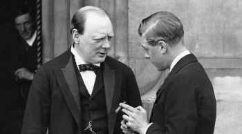 Winston Churchill Tried To Cover Up Royal Family's 'Nazi Connection'