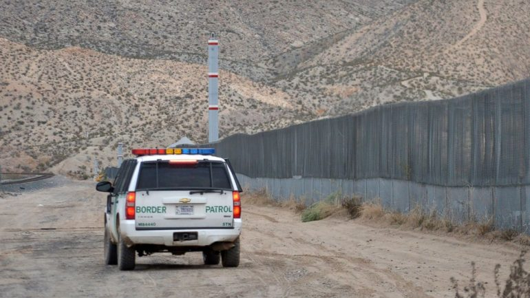 Border Patrol Reports 'Trump Miracle' – In 20 Years This Has Never Been Seen