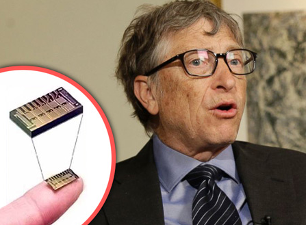 Bill Gates' New Population Control Microchip Due For Launch