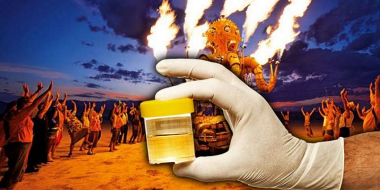 Feds Turn Burning Man Into a Police State, Announce Drug Tests For Attendees and Mass Spying