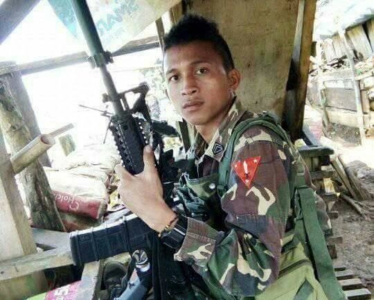 Brave Filipino Soldier Asks To Bomb His Location and Kill Maute Rebels Who Cornered Him