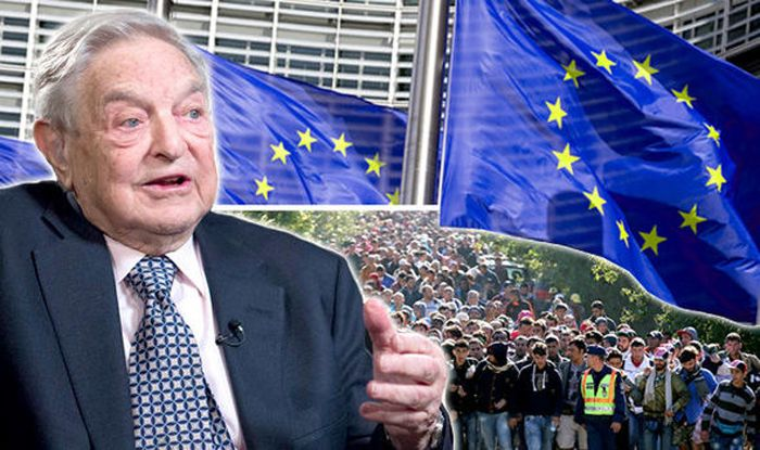 How George Soros Singlehandedly Created The European Refugee Crisis – And Why