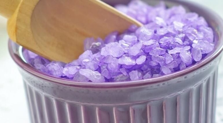LAVENDER Detox Bath Recipe