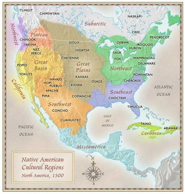 American Tribes Colorado Map Images Map Tribal Water Uses - Us map of native american tribes