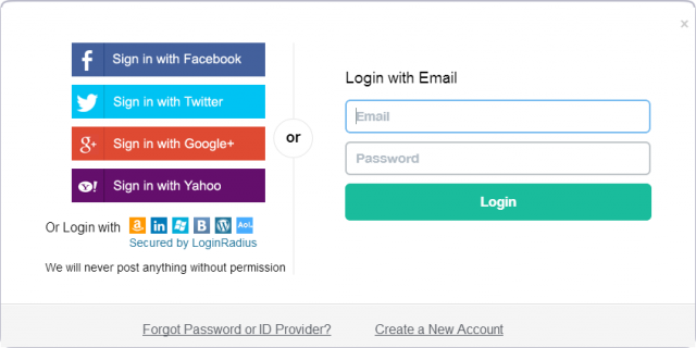 Why You Need to Stop Using Facebook, Twitter, or Google to Log Into Apps