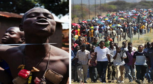 Media Silent As Christian Extremists Slaughter Muslims In Central Africa