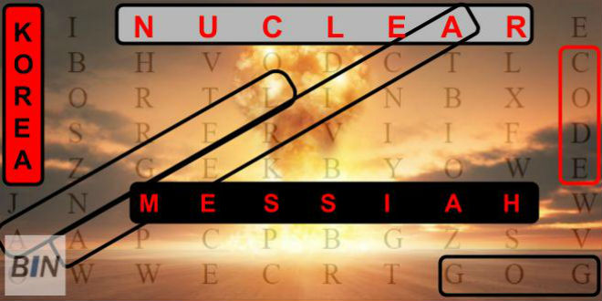 North Korea's Nuclear Tests May Set Off Apocalyptic War of Angels, Warns Bible Codes
