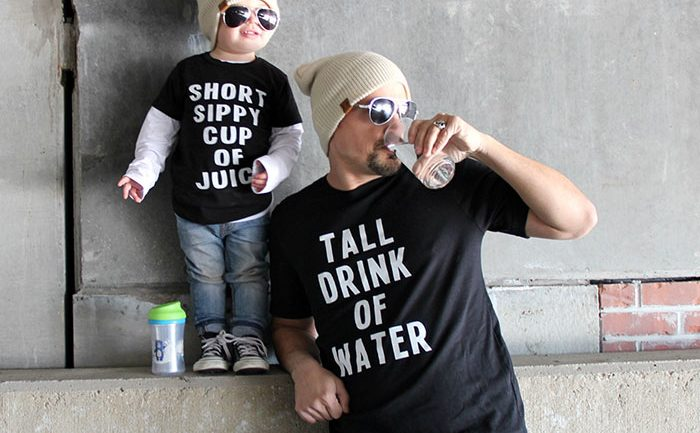 Genius T-Shirt Pairs You Will Be Mad You Didn't Think About First