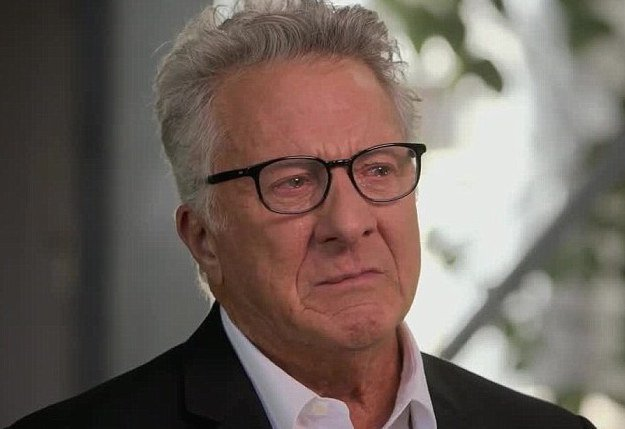 Dustin Hoffman In Tears As He Explains Something That All Of Us Need To Hear
