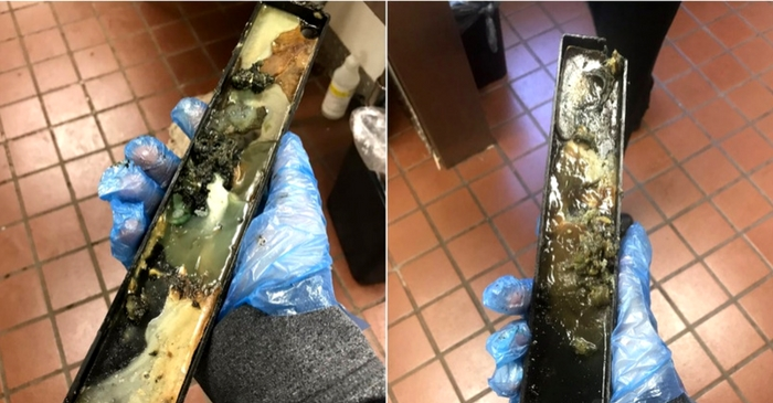 McDonald's Employee Fired After His Photo of Filthy Ice Cream Machine Goes Viral