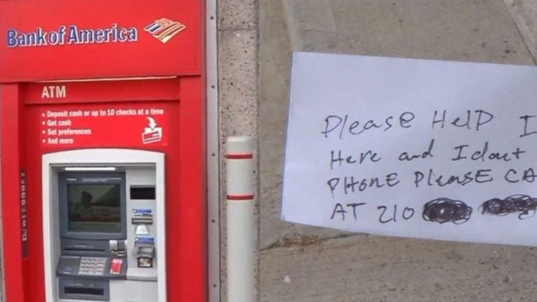 The Actual Truth Behind The Guy Who Got Stuck In An ATM