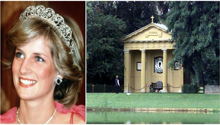 The Mysteries Surrounding the Grave Of Lady Diana…..Haunting The Royal Family