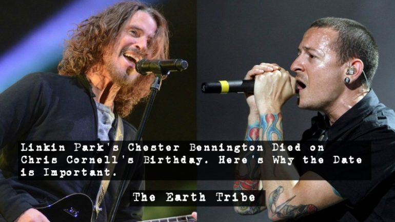 Linkin Park's Chester Bennington Died on Chris Cornell's Birthday –  Here's Why The Date Is Important