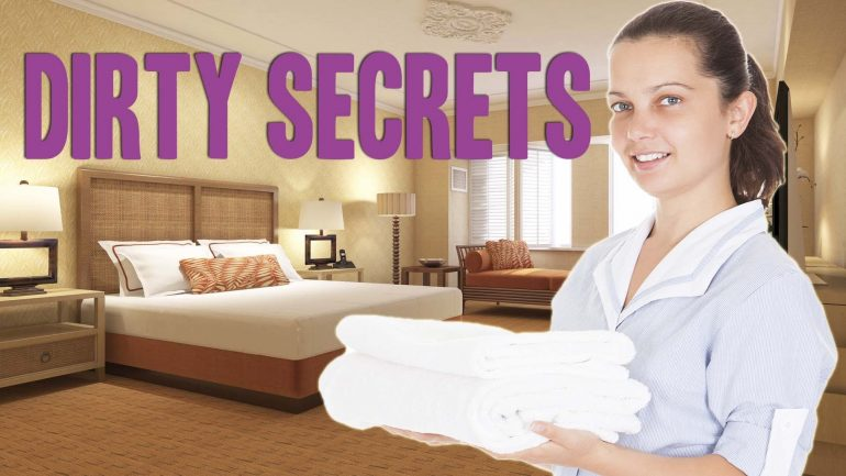 Dirty Secret About Hotels