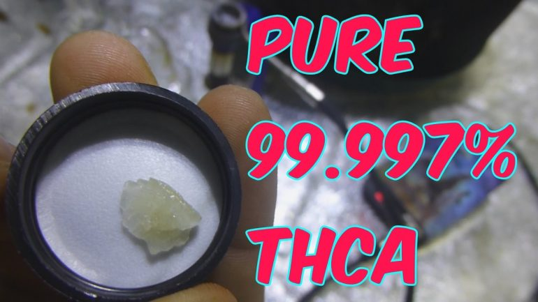 How To Find and Make Crystalline Hash (THCa), The Most Powerful Weed Extract On Earth