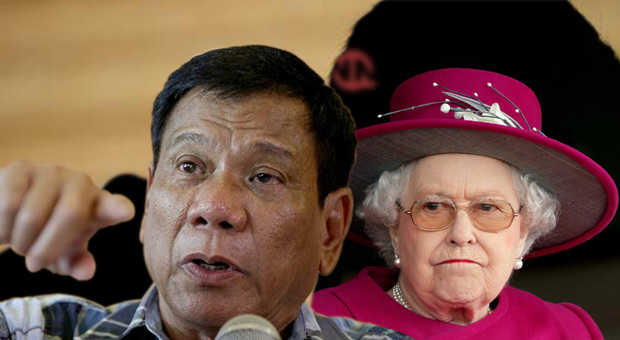 President Duterte: 'The Queen and Royal Family are Serial Killers'