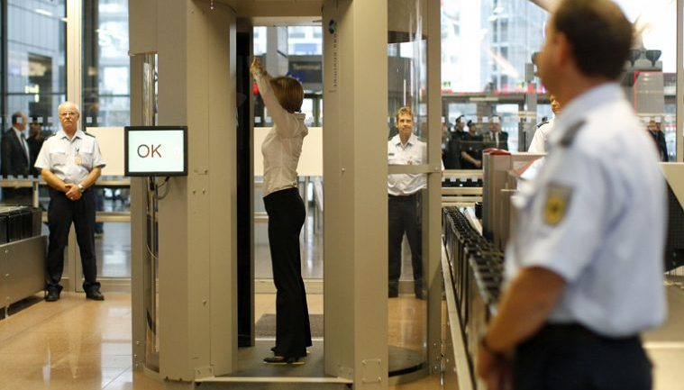 Los Alamos Study Finds That Airport Scanners Can Rip Apart and Alter DNA