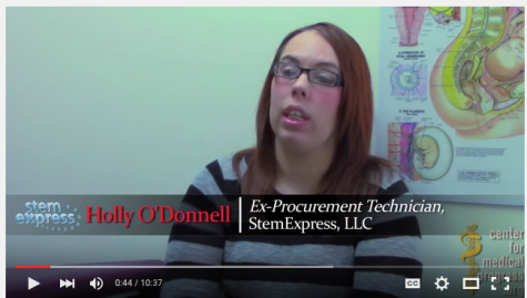 Aborted Baby's Heart Was Beating As We Harvested His Brains: Worker In New Planned Parenthood Video