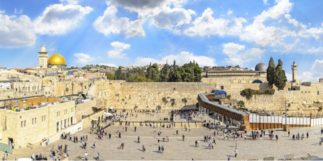 Is the Western Wall Crying? Water Flows From the Ancient Stones