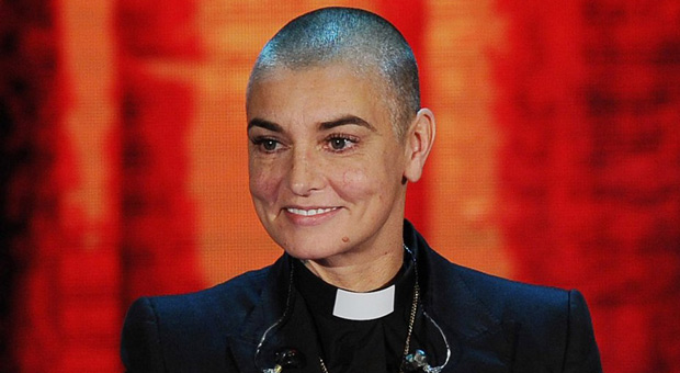 Sinead O'Connor Suicidal After Exposing Catholic Church Pedophile Ring