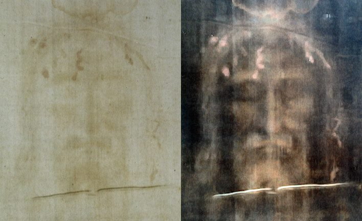 New Shroud Of Turin Study Finds Evidence of Human Blood