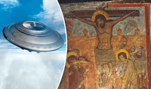 Aliens Were Present At Crucifixion of Jesus – and Here's The 'Proof'