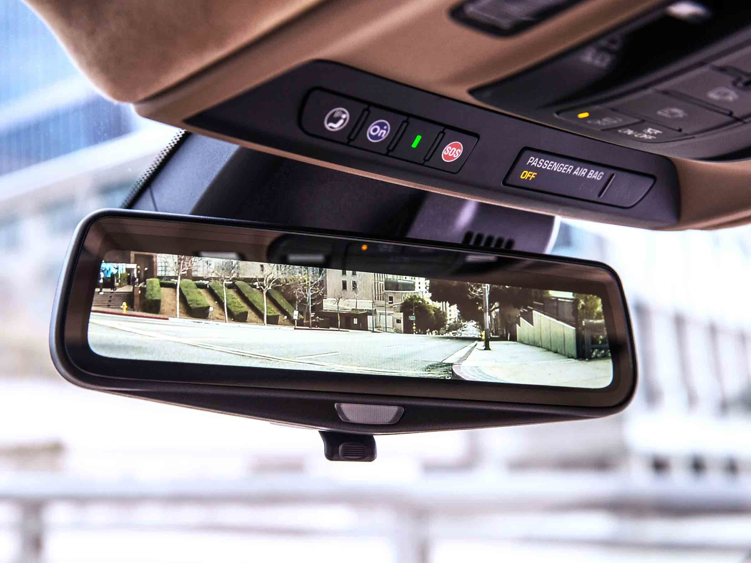 your next car may have a hidden camera in the rearview. Black Bedroom Furniture Sets. Home Design Ideas