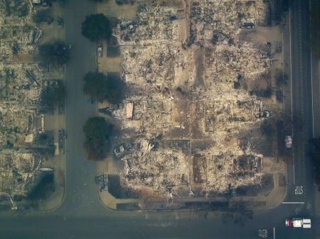 Agenda 21: Were The California Wildfires Started By HAARP or