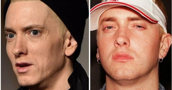 Internet Conspiracy Suggests Eminem Died Years Ago From A ...  Eminem Proof Death