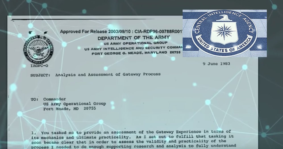 Declassified CIA File PROVES The Law of Attraction and The