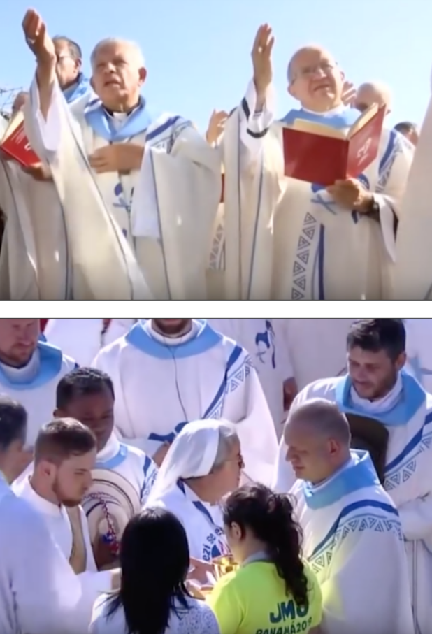 """""""Boy-Lover""""-Symbolism-Francis'-World-Youth-Day-Vestments-seem-to-feature-Pedophile-Logo-–-Novus-Ordo-Watch-6"""