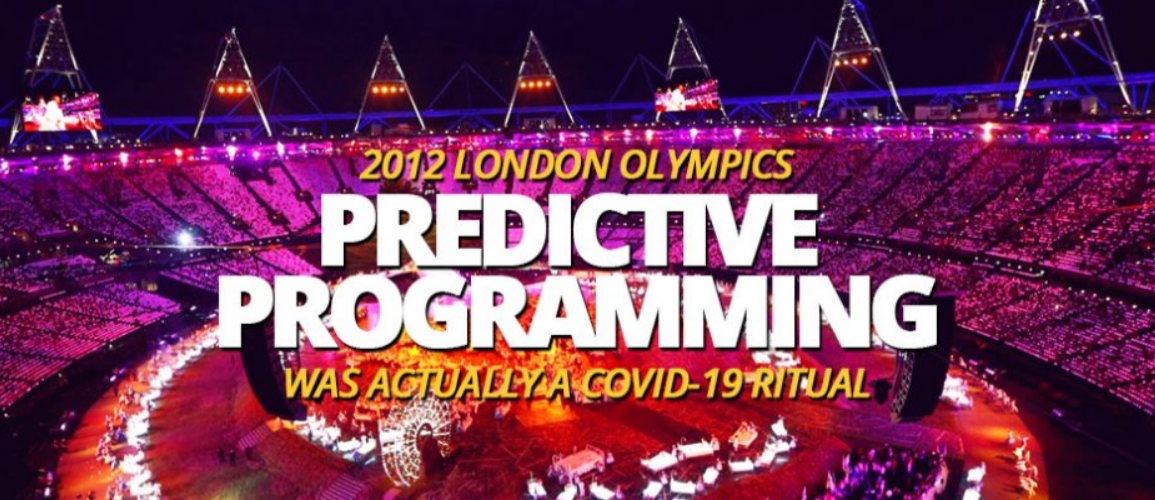Dark And Sinister Opening Ceremony Of The 2012 London Olympics Used Predictive Programming To Show Us The Coming COVID-19 Plannedemic • Now The End Begins
