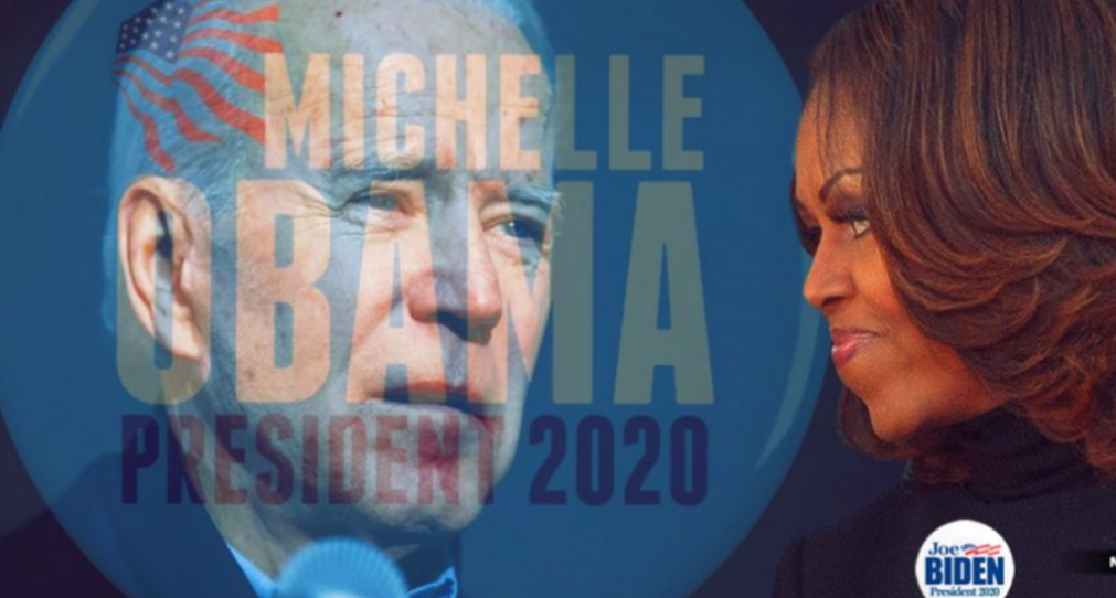 The-Democratic-Party-Picked-Joe-Biden-Because-Of-His-Dementia-With-A-Plan-To-Trigger-The-25th-Amendment-And-Make-Michelle-Obama-President-•-Now-The-End-Begins